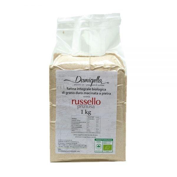 farina integrale russello