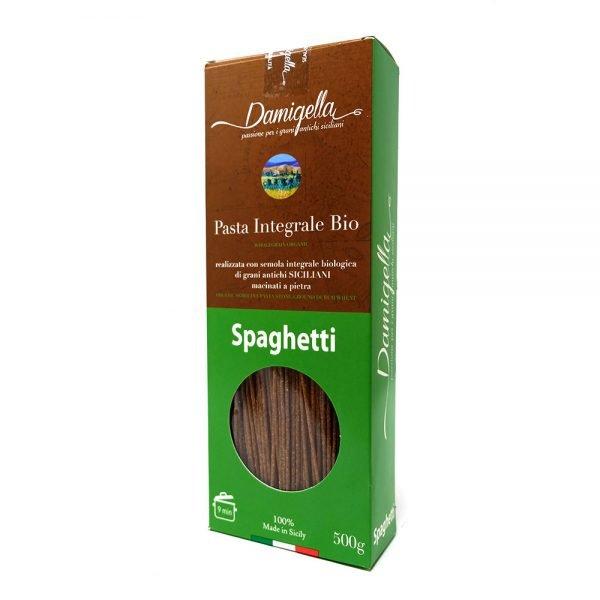 spaghetti semola integrale