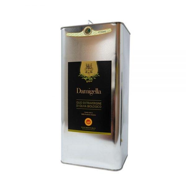 olio extravergine tanica